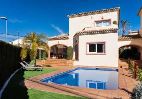 Reduced in price villa in Altea